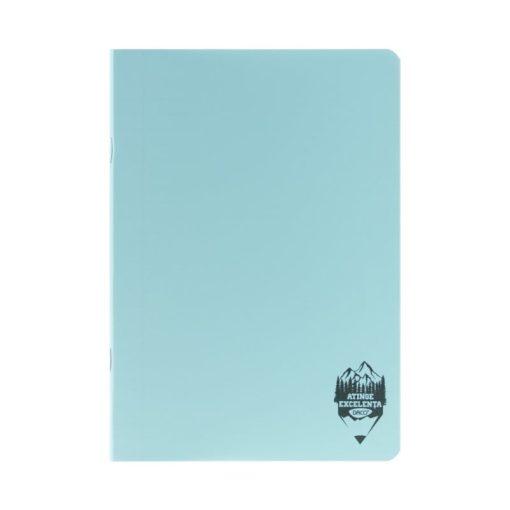 Daco - Caiet A4 copertă PP albastru
