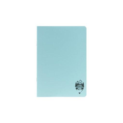 Daco - Caiet A5 copertă PP albastru