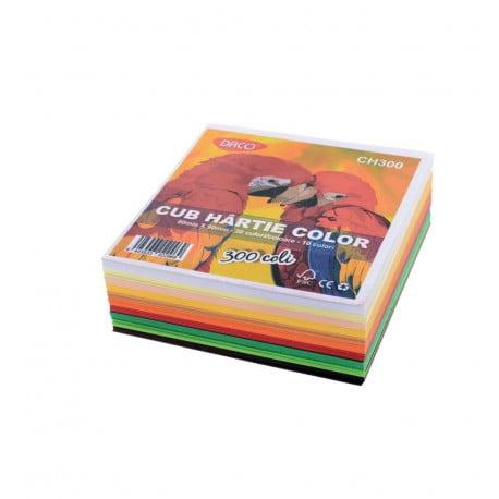 daco cub hartie color