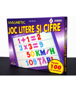 Juno - Joc Magnetic Litere și Cifre