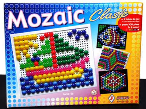 Juno - Joc Mozaic Clasic