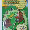 Omnibooks - Carte de colorat animale sălbatice