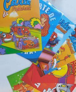 Tarabostes - Carde de colorat