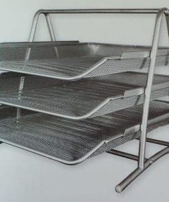 Fornax - Tavă documente 3/set metalică