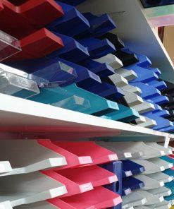 Herlitz - Tavă documente plastic