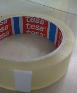 Bandă adezivă 25 mm x 66 m Tesa