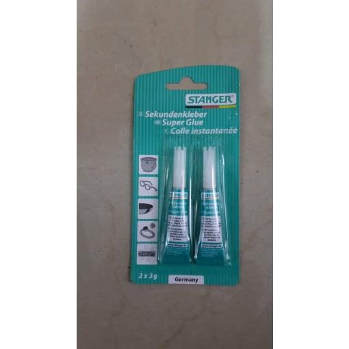 Stanger - Adeziv lichid super glue 3g