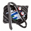 ZipIt - Penar Wildings Jumbo Pouch negru