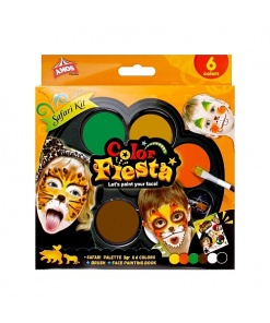 Amos Color Fiesta Safari kit