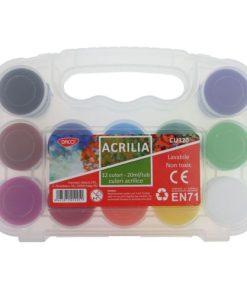 Daco Culori acrilice set 12 CU320