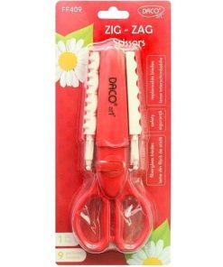 Daco Foarfecă Zig-Zag 9 profile interschimbabile