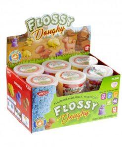 Daco Plastilină mătăsoasă Flossy Doughy PL800