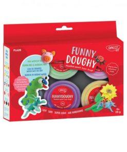 Daco Plastilină ușoară Funny Doughy PL628