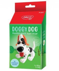 Daco Set Plastilină ușoară Super Dough Douggy Dog PL601