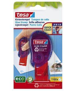 Tesa - Ștampilă Lipici EcoLogo