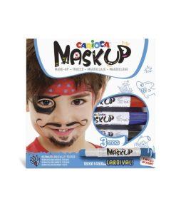 Carioca - Mask Up 3 culori Carnaval