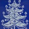 Autocolant pentru geam - Crăciun Nr. 400-01