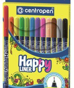 Centropen Happy liner set 12