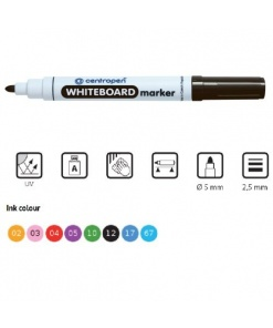 Centropen Markere Whiteboard
