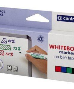 Centropen Set 4 Markere Whiteboard