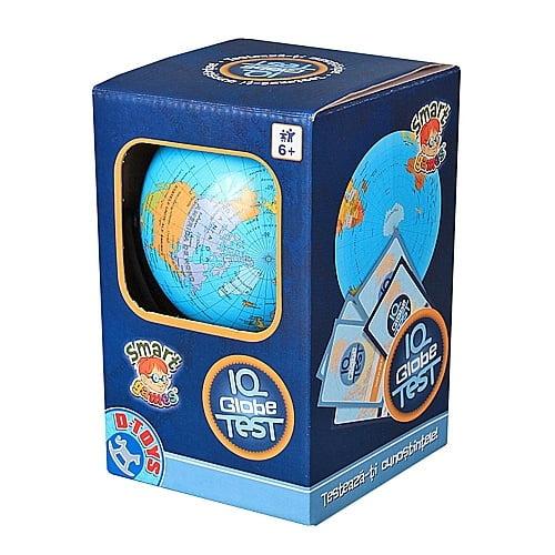 D-Toys - Joc IQ Globe Test 68330