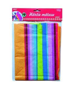 Daco Hârtie mătase culori vii