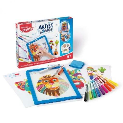 Maped Creativ Artist Board Măști 907101