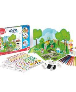 Maped Creativ Color&Play Grădină 907008