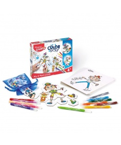 Maped Creativ Color&Play Puzzle 907001