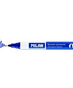 Milan Marker Permanent albastru