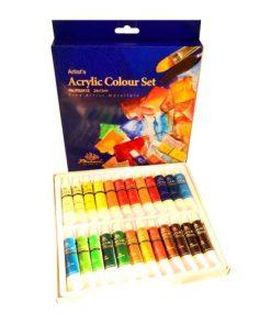 Phoenix Culori Acrilice set 24