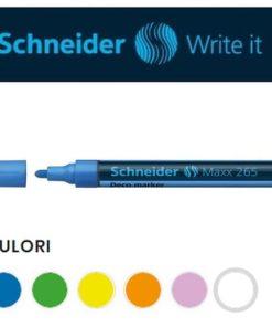Schneider Deco Marker Maxx 265 culori