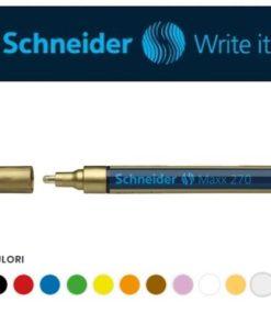 Schneider Paint Marker Maxx 270 culori