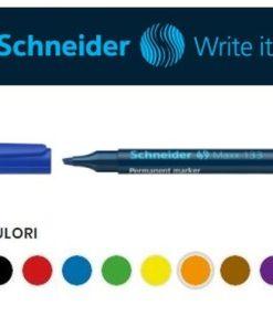 Schneider Permanent Marker Maxx 133 culori