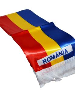 Fular Tricolor Românesc material sintetic