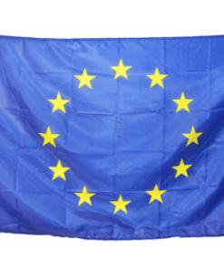 Steag Pânză Uniunea Europeană Mare 150 x 90 cm