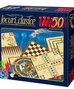 D-Toys - Colecție 50 de jocuri clasice