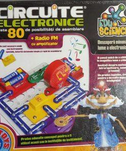 D-Toys Circuite Electronice 80 posibilități 65339