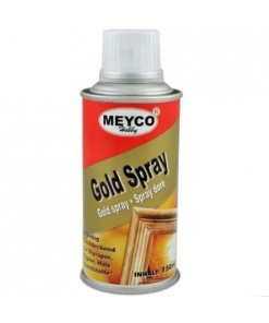 Meyco Spray Decorativ Auriu 150ml