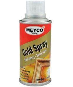 Meyco Spray Decorativ Auriu 150ml