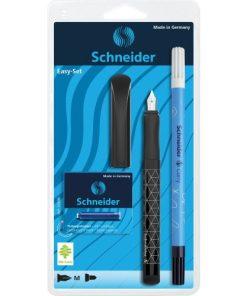 Schneider Set Stilou + Pic Easy Negru