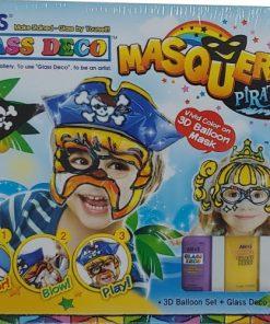 AMOS Set Creatie Masquerade Pirates