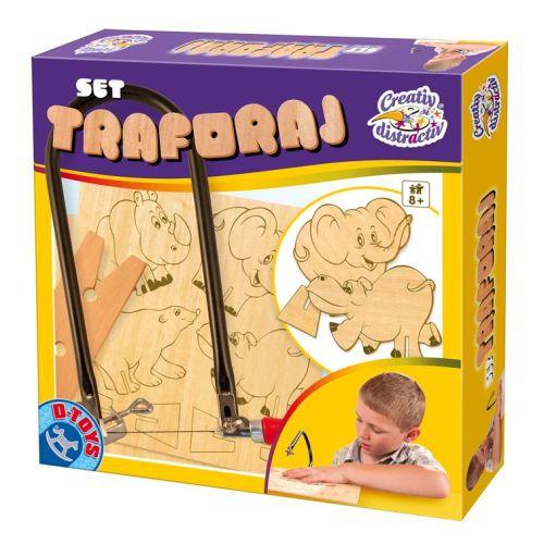 D-Toys Set de Traforaj 66770