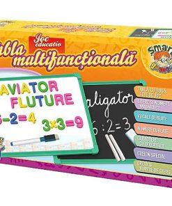 D-Toys - Tabla Multifunctionala Numere si Alfabet 67050