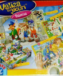 D-Toys - Valiza cu jocuri 600VJ01
