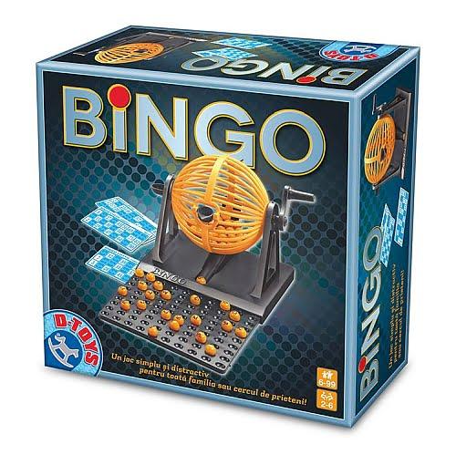 D-toy Joc Bingo 71705
