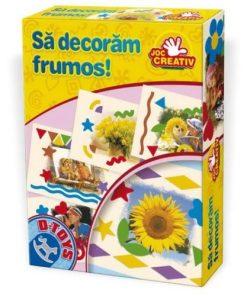 D-toys Joc Sa decorăm Frumos 61140