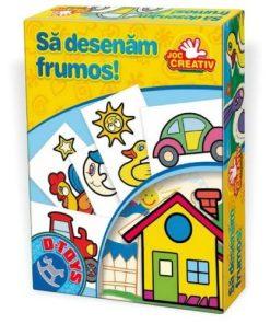 D-toys Joc Sa desenăm Frumos 61096