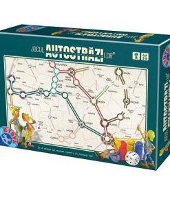 D-toys Jocul Autostrazilor 76335