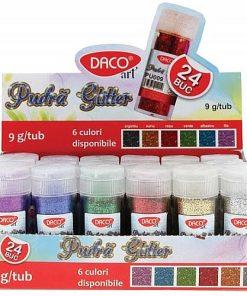 Daco Pudra Glitter 9g diverse culori PU009